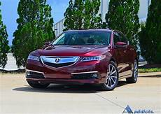 2016 acura tlx v6 sh awd advanced package quick spin