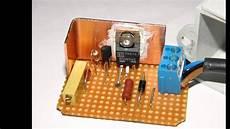 selbstbau schaltplan regler f 252 r lichtmaschine oldtimer