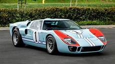 Ford V - replica 1966 ford gt40 driven in ford v to be