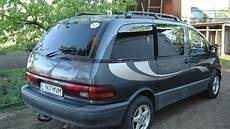 1991 toyota previa minivan specifications pictures prices