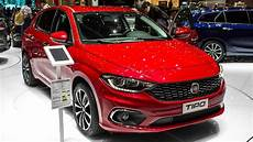 new fiat tipo hatchback geneva motor show 2016 hq
