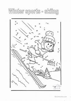winter sports worksheets 15893 winter sports for the littles worksheet free esl printable worksheets made by teachers