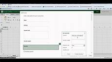 how to create a survey using excel survey youtube