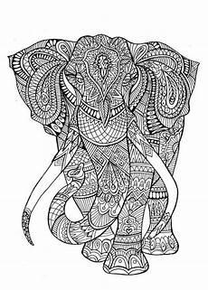 die besten 25 elefant ausmalbild ideen auf