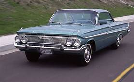 1961 Chevrolet Impala SS409 Archived Test – Feature Car