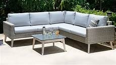 grey rattan corner sofa garden furniture out out