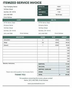itemized receipt template excel 13 free business receipt templates smartsheet