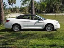 Sell Used 2008 Chrysler Sebring Touring Convertible 2 Door