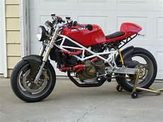 Ducati Cafe Racer A Vendre 1992 851 caf 233 racer for sale