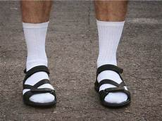 sandalen mit socken socks and sandals the unlikely new trend in s
