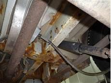 Rostvorsorge Hohlraumversiegelung Unterbodenschutz In