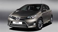 Toyota Auris 2012 Official Pictures By Car Magazine