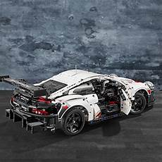 lego technic porsche 911 rsr building set realistic car