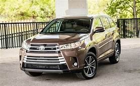 2020 Toyota Highlander Price Specs Review Release Date