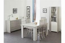 salle a manger bois moderne salle 224 manger moderne bois et laque blanche