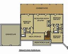4 bedroom ranch house plans with walkout basement 4 bedroom floor plan ranch house plan by max fulbright