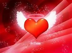 Le Coeur D Un Ange Ange Et Romantisme