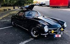 one of a kind classic mercedes 300sl gullwing sports car stolen near n 252 rburgring