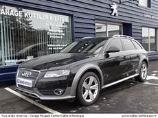 audi a4 allroad 3l tdi ambition luxe 2010 occasion auto