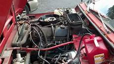 1981 lada niva 1600 trek russian 4x4 suv for parts or