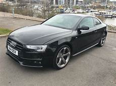 audi a5 2012 2012 audi a5 tdi s line black edition coupe diesel in penarth vale of glamorgan gumtree