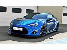 toyota gt86 mx front bumper extension