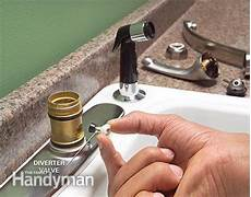 kitchen faucet problems kitchen faucet diverter spray hose problem yahoo answers