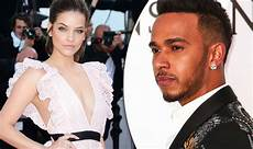 Lewis Hamilton Dating Justin Bieber S Ex Barbara Palvin
