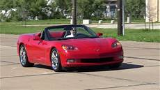2007 chevrolet corvette convertible c6