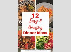 Favourite quick and easy dinner recipes   The Professional
