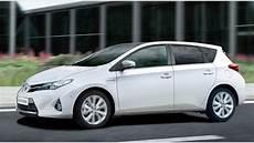 Toyota Auris Hybrid Probleme - toyota auris cretan luxury services