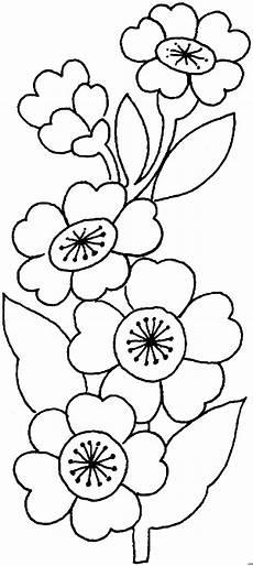 Malvorlagen Einfach Kostenlos Blumen Einfach Ausmalbild Malvorlage Mode Und Kunst