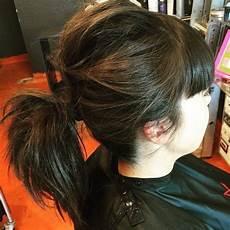 medium ponytail hairstyles 35 simple ponytail hairstyles