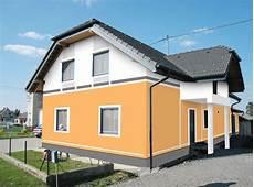 Fassadenfarbe Beispiele Gestaltung - fassadengestaltung farbgestaltung architekturfarbe