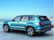 Volkswagen To Build New Mid Size Suv In The U S Kelley