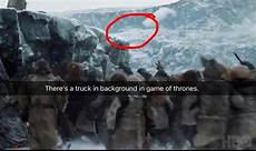 Of Thrones Season 7 Did A Up Truck Appear In