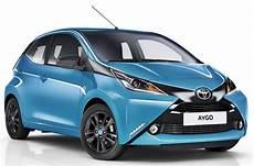 Toyota Aygo Blue Sport Concept 2016 Toyota