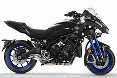 Moto 3 Roues Yamaha Niken