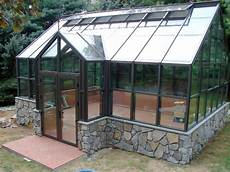 custom glass greenhouse traditional garage and shed