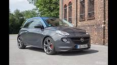 Fahrbericht 2015 Opel Adam S 150 Ps