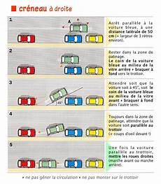 Creneau A Droite Route Permis De Conduire Permis