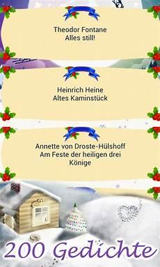 200 weihnachtsgedichte zum tr 228 umen vor lesen und