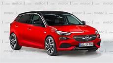 Opel Corsa Neu - 2019 opel corsa render illustrates a more stylish design