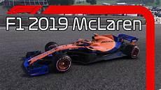 F1 2019 Mclaren Mod Livery F1 2018 Mod Showcase