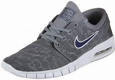 nike janoski max grau nike sb stefan janoski max shoes grey