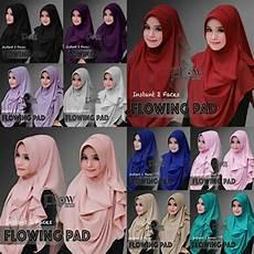 Model Jilbab Pashmina Langsung Pakai Ootd Hijabers
