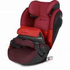 Cybex Pallas M Fix Sl 1 2 3 Car Seat Rumba