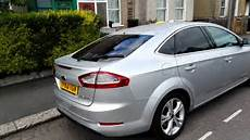 ford mondeo mk4 ford mondeo mk4 automatic boot open