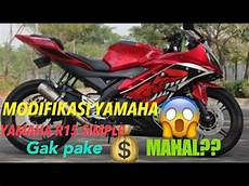 Modifikasi R15 V2 by Modifikasi R15 V2 Simple