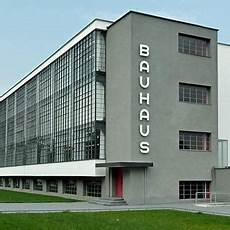 a brief history of bauhaus architecture national trust